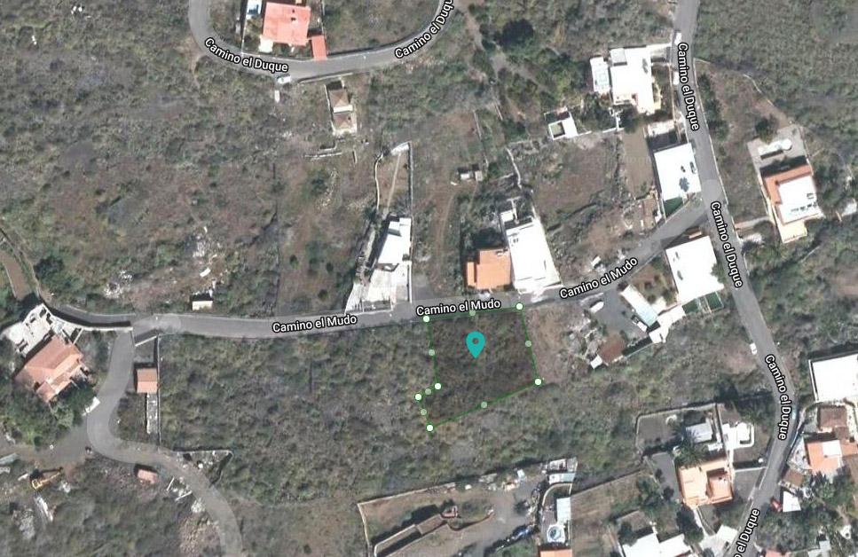Terreno no edificable 1973 La Palma - 1