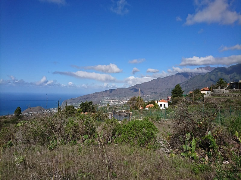 Touristisches Bauland 1981 La Palma - 1