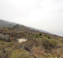 Unbebaubares Grundstück 1945 La Palma