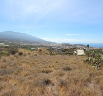 Touristisches Bauland 1979 La Palma
