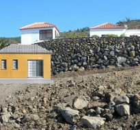 Grundstück inkl. Neubau 726 La Palma