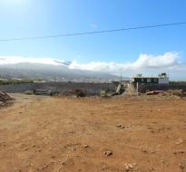 Building plot incl. license 730 La Palma