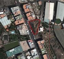 Building plot 733 La Palma