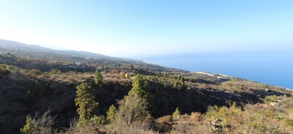 Building plot incl. license 1951 La Palma