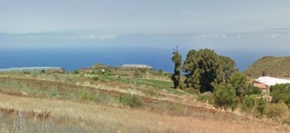 Touristisches Bauland 1962 La Palma