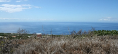Touristisches Bauland 1966 La Palma