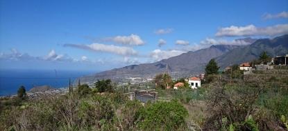 Строительный участок для туризма 1981 La Palma