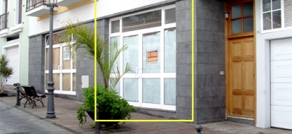 Ladenlokal 611 La Palma