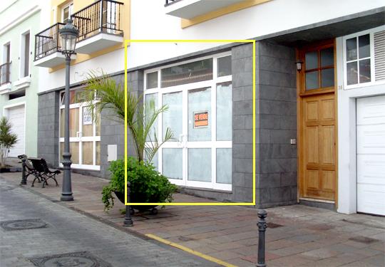 Local 611 La Palma - 1