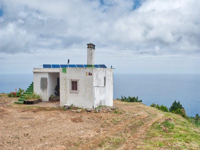 Building shell 1284 La Palma - 1