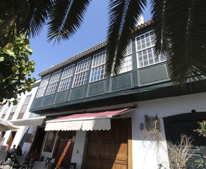 Stadthaus 2465 La Palma