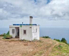 Casa en estructura 1284 La Palma