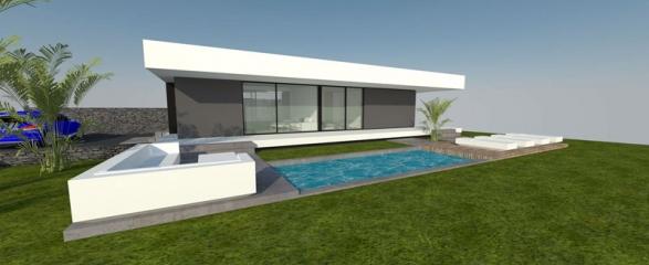 Terreno incl. construcción 725 La Palma