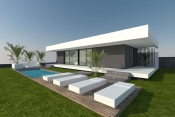 Property incl. new housing 725 La Palma - 2